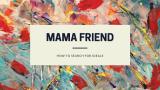 Fiikaが考える理想のママ友とアプリでの探し方